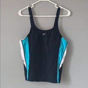 Nike Swim Plus Size Tankini Top